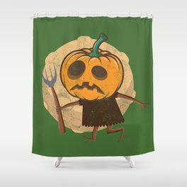 Pumpkinhead Shower Curtain