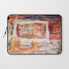 The Good Life, original artwork by Stacey Brown Laptop Sleeve