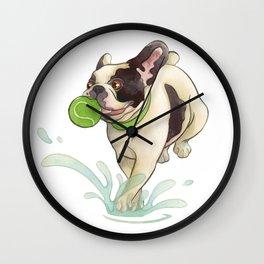 Bubba Splash Wall Clock
