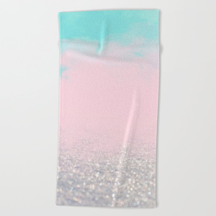 All That Shimmers.. Society6 #decor #buyart Beach Towel