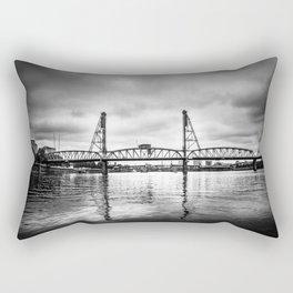 Portland, Oregon Rectangular Pillow