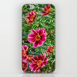 Mercury Rising 2 iPhone Skin