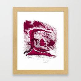 Self Imprisonment Framed Art Print
