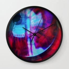 Body Double Wall Clock
