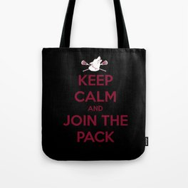 """Teen Wolf-""""Join the Pack"""" Tote Bag"""