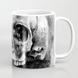 BW Skull 1 Coffee Mug
