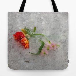 pretty frozen Tote Bag