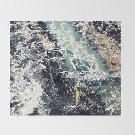 Underwater Mystery Throw Blanket