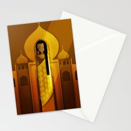 Ladies of Culture Series: India Stationery Cards