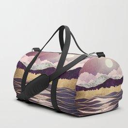 Lunar Waves Duffle Bag