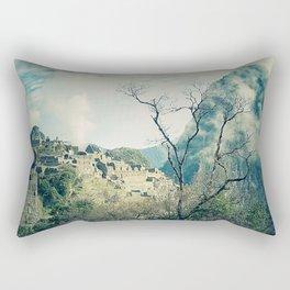 The Lost City II Rectangular Pillow