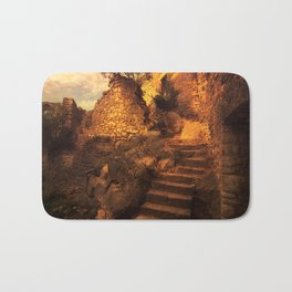 Golden Castle Bath Mat