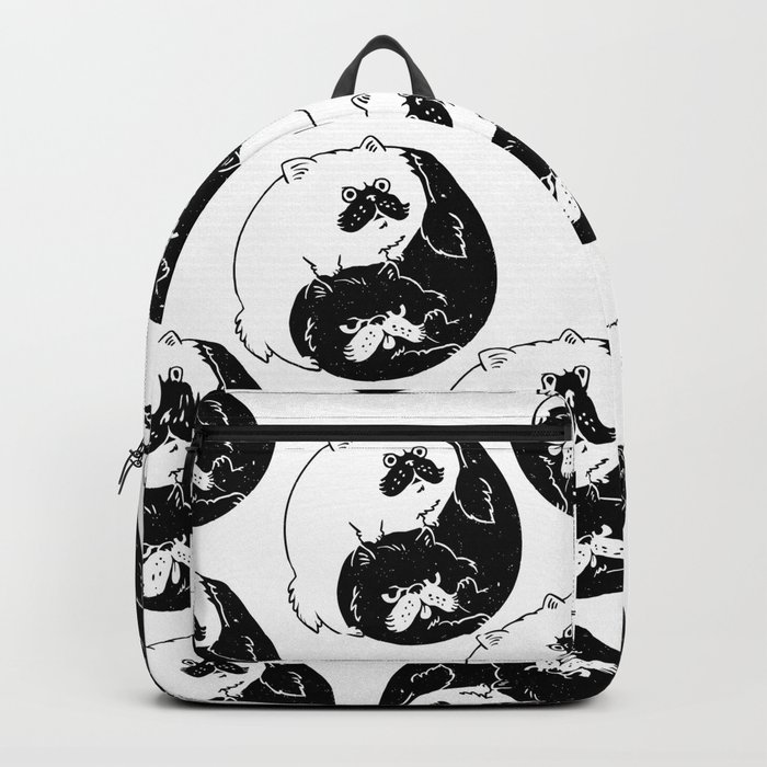 The Tao of Cats Backpack
