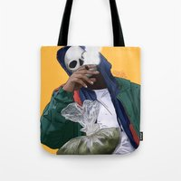 oz Tote Bags featuring Oz by earthy scorpio