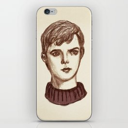 Jacob The Peculiar iPhone Skin