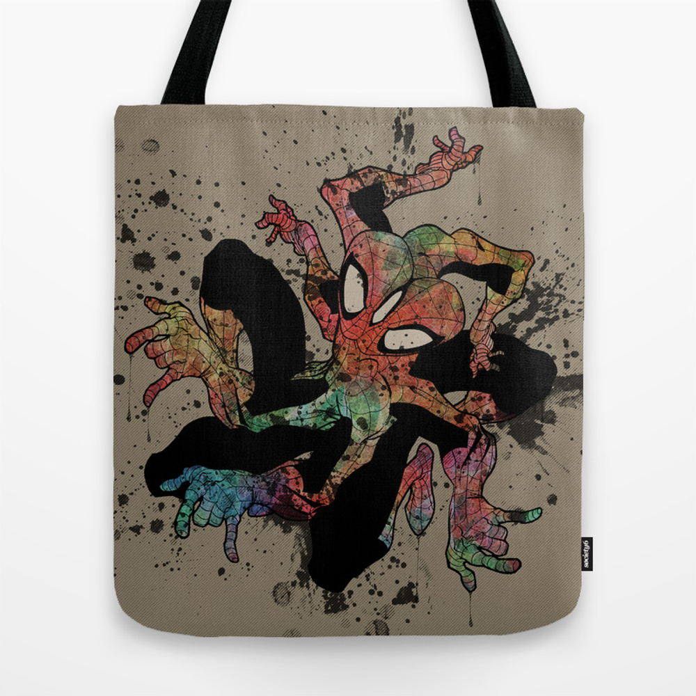The Spider-man Tote Bag by Joshbelden TBG916959