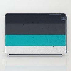 COLOR PATTERN II - TEXTURE iPad Case