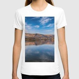 Llanberis Lake Reflections T-shirt