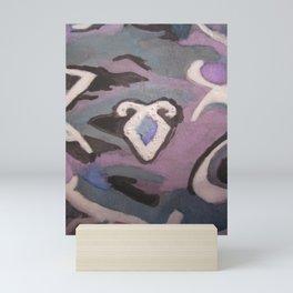 Angelic Camo Mini Art Print