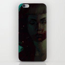 The Devils Bride iPhone Skin