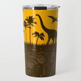 Fossil Fuel Travel Mug