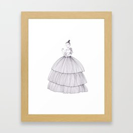 Ball Framed Art Print