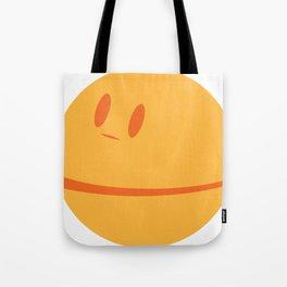 Cute Little Unimpressed Saturn Tote Bag
