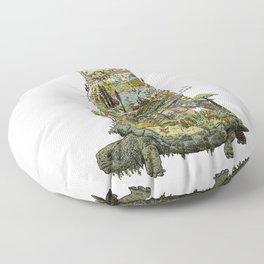 THE TORTOISE Floor Pillow