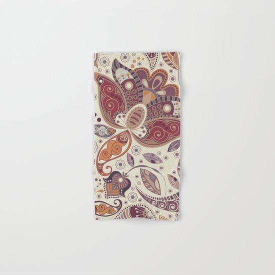 Shabby flowers #30 Hand & Bath Towel
