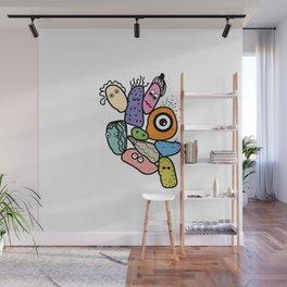 Germs - Beware! Wall Mural