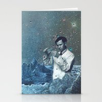 fullmetal alchemist Stationery Cards featuring THE ALCHEMIST by Julia Lillard Art
