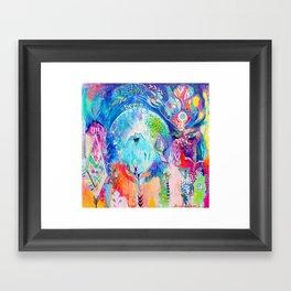 Begin Within Framed Art Print