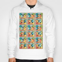 telephone Hoodies featuring Telephone Call by Digi Treats 2