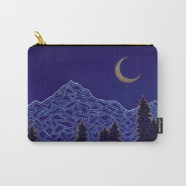 Mountain Moon Carry-All Pouch