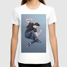 Tom Holland Jumping T-shirt