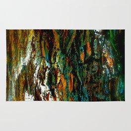 Tree Abstract Rug