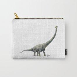 Green Titanosaur Carry-All Pouch