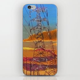 Netting iPhone Skin