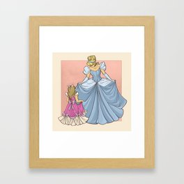Have Faith in Your Dreams Framed Art Print