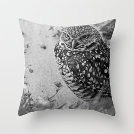 I'm a Hot Mess and I Own It Throw Pillow