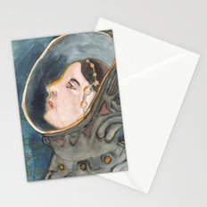 Space Magic Stationery Cards