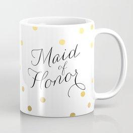 maid of honor mug Coffee Mug