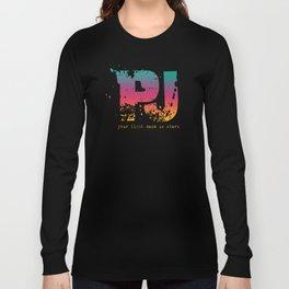 PJ - Your Light Made Us Stars Long Sleeve T-shirt