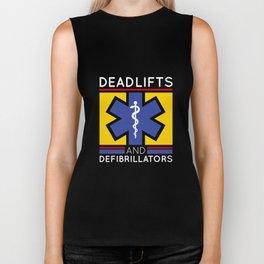 Funny EMS Workout Shirt Biker Tank