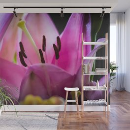 Easter Tulips Wall Mural