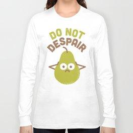 A Fruitful Admonition Long Sleeve T-shirt