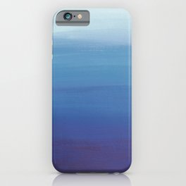 Cornflower Blues No. 1 iPhone Case