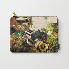Junk Heaven Carry-All Pouch