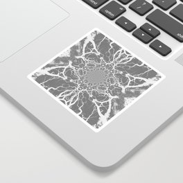 Abstract Branches Sticker