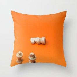 Chess7 Throw Pillow